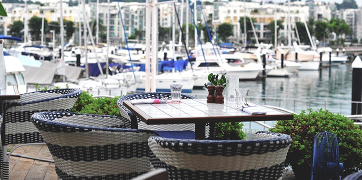 Exterior of Bayswater Kitchen at Marina at Keppel Bay, Singapore