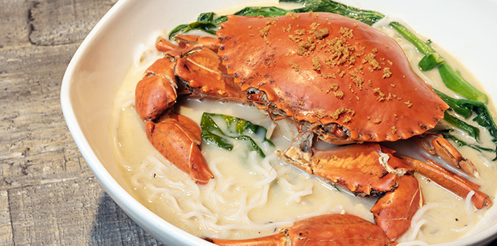 Holy Crab from HolyCrab in City Hall, Singapore