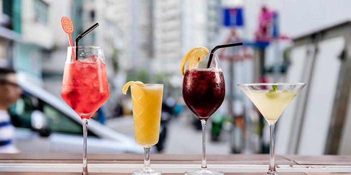 Cocktail, Qi Pao, Central, Hong Kong