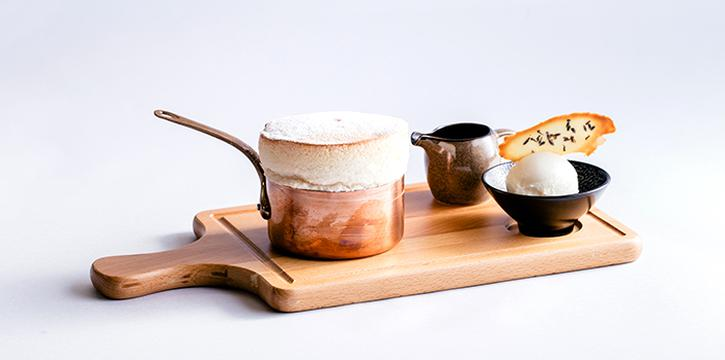 Cloud Nine Souffle  from Typhoon Cafe (Bugis+) in Bugis, Singapore
