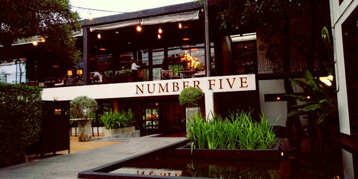 Ambience from Number Five Restaurant & Cafe at 202,222 Bang Khanun Bang Kruai, Nonthaburi