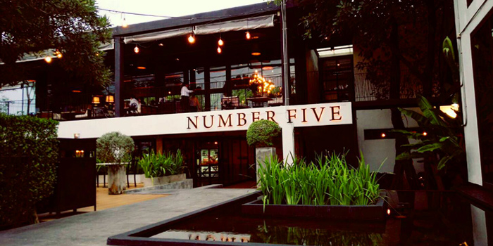 Ambience from Number Five Restaurant & Cafe at 202,222 Bang Khanun Bang Kruai, Nonthaburi
