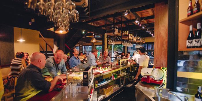 Ambience from Kika Kitchen & Bar at 14 Convent Rd, Silom, Bang Rak, Bangkok