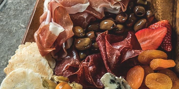 Salumi from Bistecca Tuscan Steakhouse in Robertson Quay, Singapore