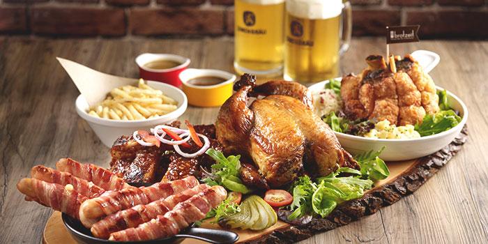 Wonder Platter from Brotzeit German Bier Bar & Restaurant (Westgate) in Jurong, Singapore