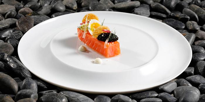 Balik Salmon, Aurora, Flores, Macau