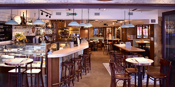 Bar Area, F.A.B., Central, Hong Kong
