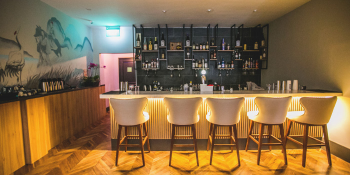 Bar of Don & Tori at Tras Street in Tanjong Pagar, Singapore