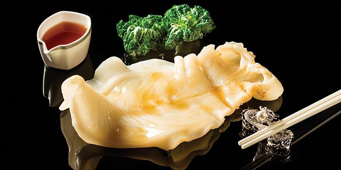 Braised Whole Fish Maw in Abalone Sauce, Pearl Dragon, Coloane-Taipa, Macau