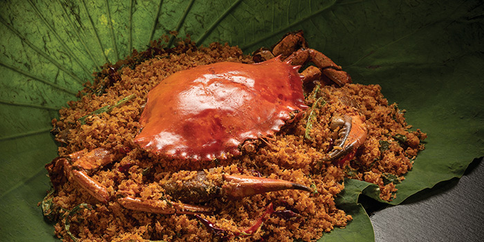 Crab, Pearl Dragon, Coloane-Taipa, Macau