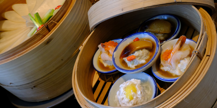 Dim Sum Selection from 57th Street at JW Marriott Hotel Sukhumvit 57 Klongtan Nua Wattana Bangkok