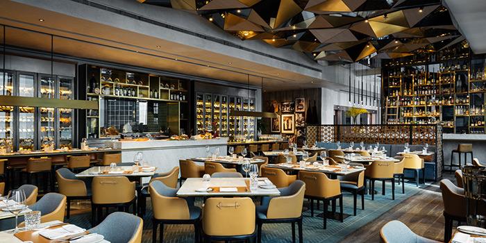 Dining Area, Porterhouse, Central, Hong Kong