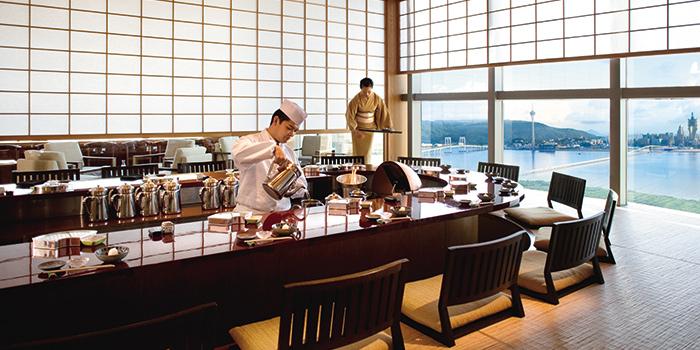 Dining Area, Tenmasa, Flores, Macau