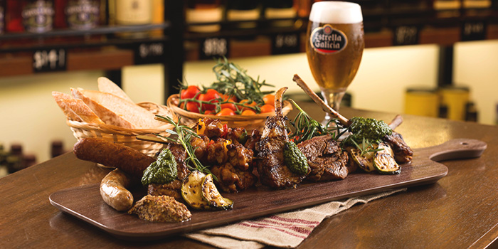 Mix Grill Platter from Drinks & Co Bar in Club Street, Singapore