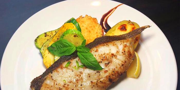 Fish, BABY K Bora Seafood, Tsim Sha Tsui, Hong Kong