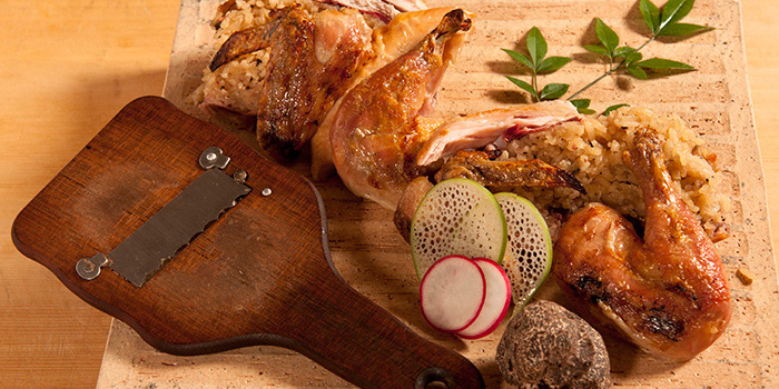 Grilled & Fried Chicken, Hide Yamamoto, Coloane-Taipa, Macau