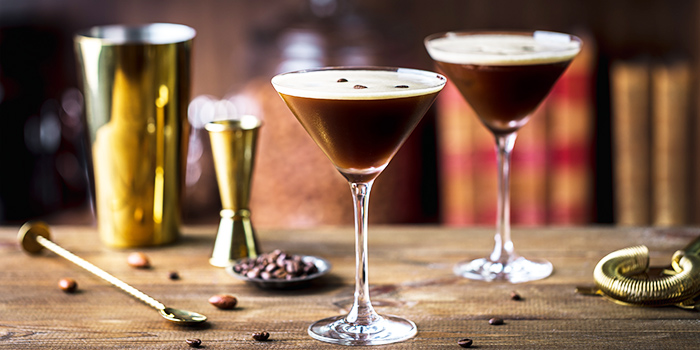 Espresso Martini from mezza9 in Grand Hyatt Singapore in Orchard, Singapore