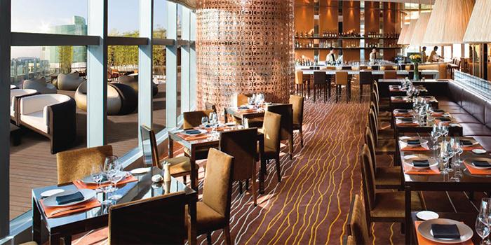 Main Dining Area, Aurora, Flores, Macau