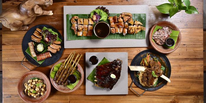 Naughty-Nuris-Group-Food-Shots from Naughty Nuri