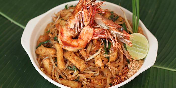 Pad Thai, Krua Walaiphan, Sai Ying Pun, Hong Kong