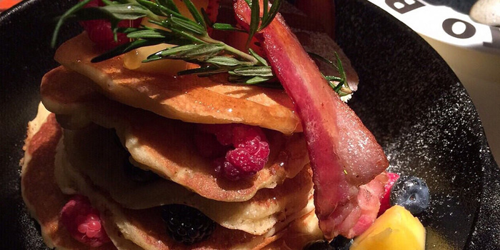 Pancake Stack from It