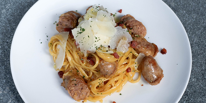 Pasta from The Providore (Downtown) at Downtown Gallery in Tanjong Pagar, Singapore