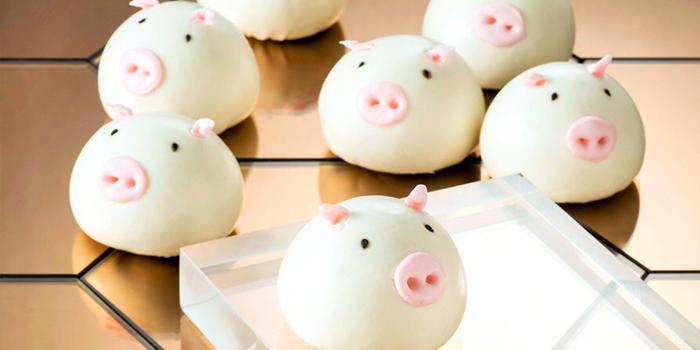 Piggy Buns, Yum Cha, Mong Kok, Hong Kong
