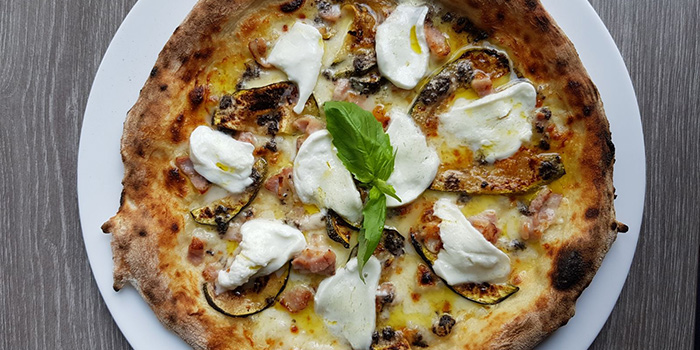 Pizza Contadina from In Piazza on Stevens Road in Orchard, Singapore