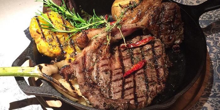 Rib Eye Steak from It