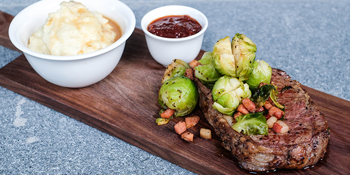 Ribeye Steak from The Providore (Downtown) at Downtown Gallery in Tanjong Pagar, Singapore
