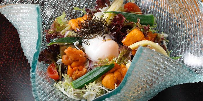 Salad, Aurora, Flores, Macau