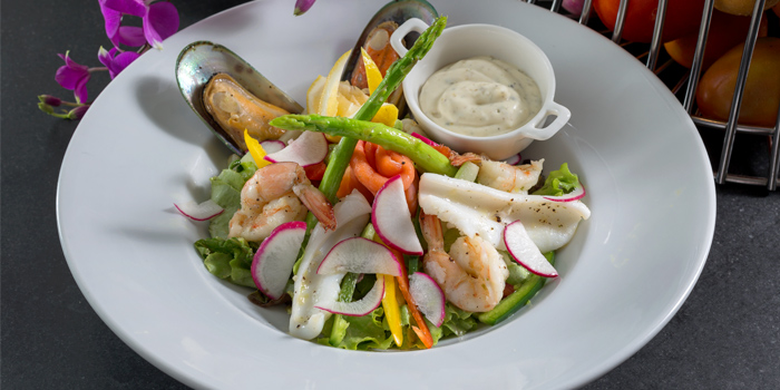 Seafood Salad from BYD Bar & Bistro in Patong, Phuket, Thailand