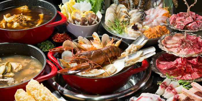 Seafood Hotpot, Seansin Seafood Hotpot Experts, Causeway Bay, Hong Kong