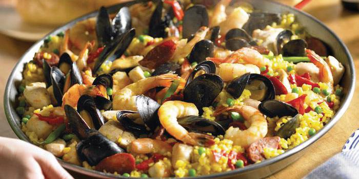 Seafood, Casablanca Restaurant & Cafe, Tsim Sha Tsui, Hong Kong