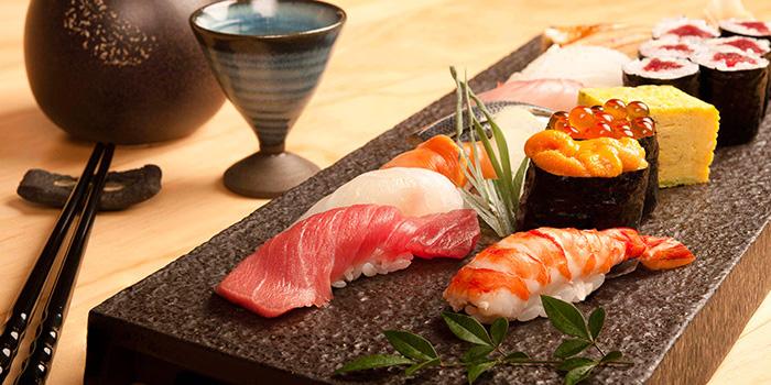 Sushi, Hide Yamamoto, Coloane-Taipa, Macau