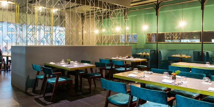 The Dining Area from Prelude Restaurant & Bar at Arena 10 Sukhumvit 63 Klong Toei Neua Wattana Bangkok