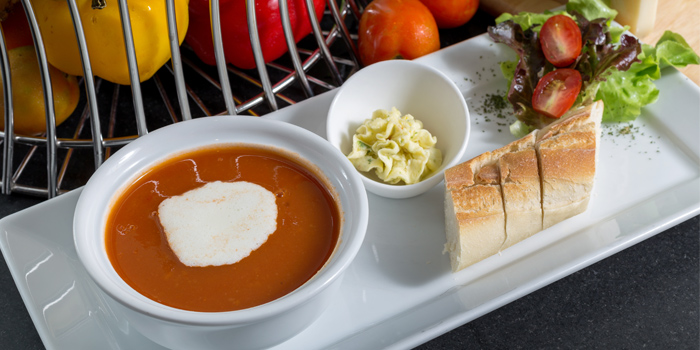 Tomato Soup from BYD Bar & Bistro in Patong, Phuket, Thailand