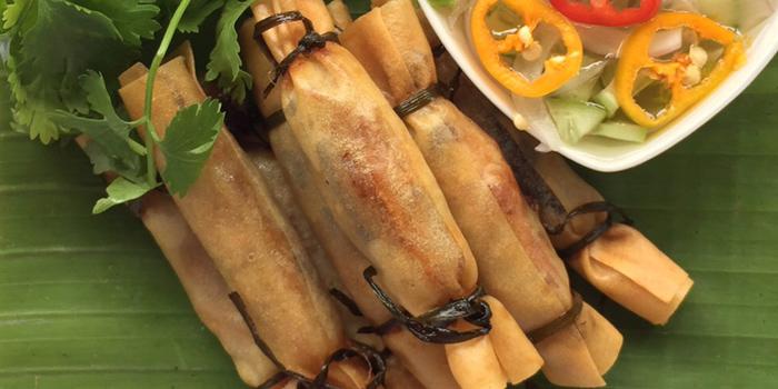 Toong Tong from Number Five Restaurant & Cafe at 202,222 Bang Khanun Bang Kruai, Nonthaburi