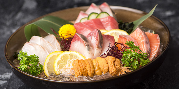 Uni Sashimi from Uni Gallery by Oosterbay at The Plaza in Lavender, Singapore