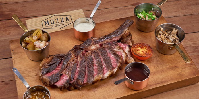 Wagyu Prime Rib from Mozza by Cocotte at EmQuartier Ground Fl., Sukhumvit Road, Klongton, Bangkok