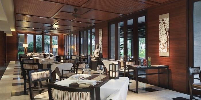 Interior 2 at RIN Conrad Bali