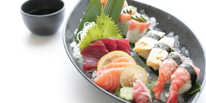 Dish 1 at RIN Conrad Bali