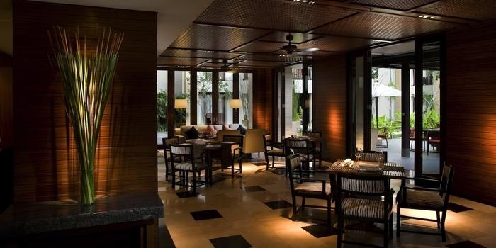 Interior 1 at RIN Conrad Bali