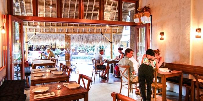 Interior 1 at Pica, Ubud