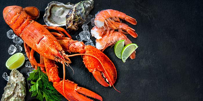Bigstock Shellfish Plate of Crustacean, Aurora, Flores, Macau