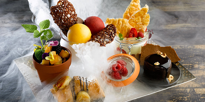 Dessert Extravaganza from mezza9 in Grand Hyatt Singapore in Orchard, Singapore