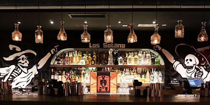 Bar, Los Sotano, Central, Hong Kong