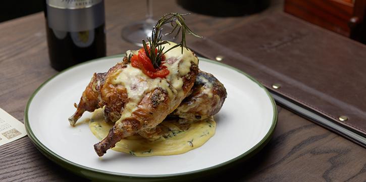 Rosemary Roasted Chicken, FRITIES Belgium on Tap, Wan Chai, Hong Kong
