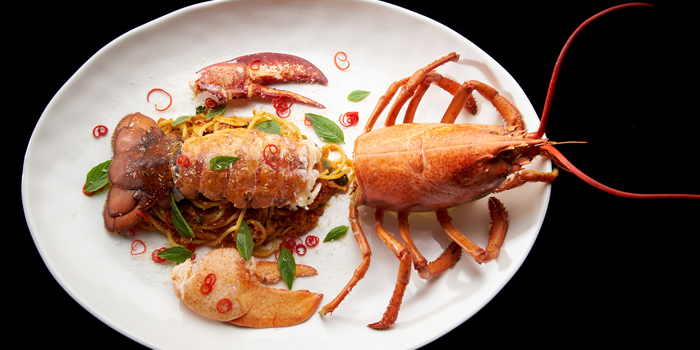 Arrabiata Canadian Lobster from Whale