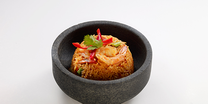 Chilli Fried Rice from Bangkok Jam (Great World City) in River Valley, Singapore